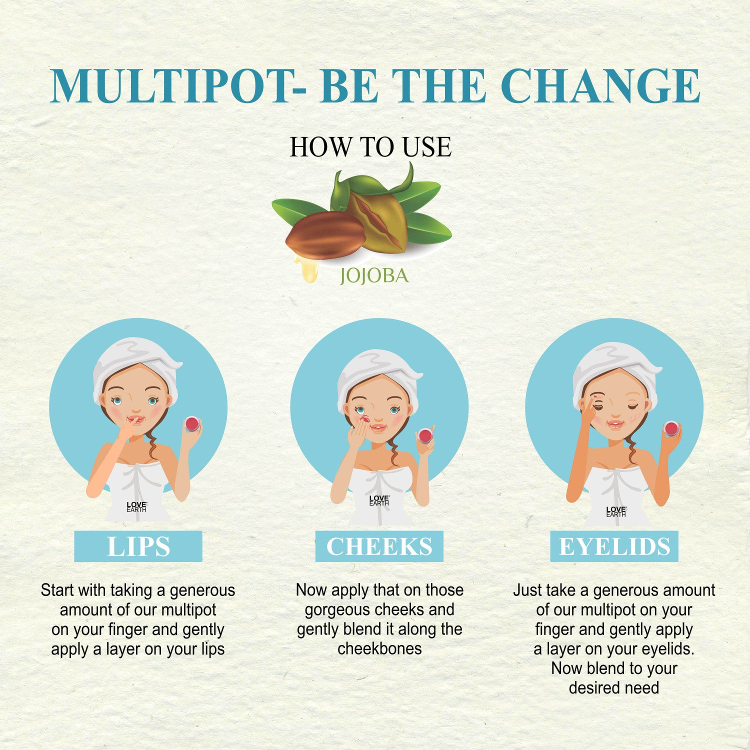 Be The Change - Multipot